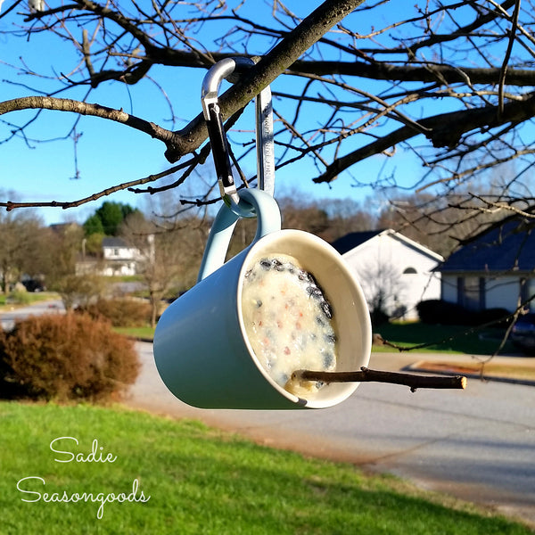 Wow! Awesome Bird Feeders For Your Spring Garden (Inspired By Pinterest)