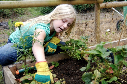 Gardening May Help Girls Achieve Self-Discipline, Study Says
