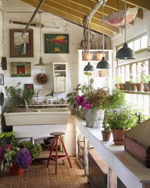 Pimp Your Garden Shed 10 Cool Ways