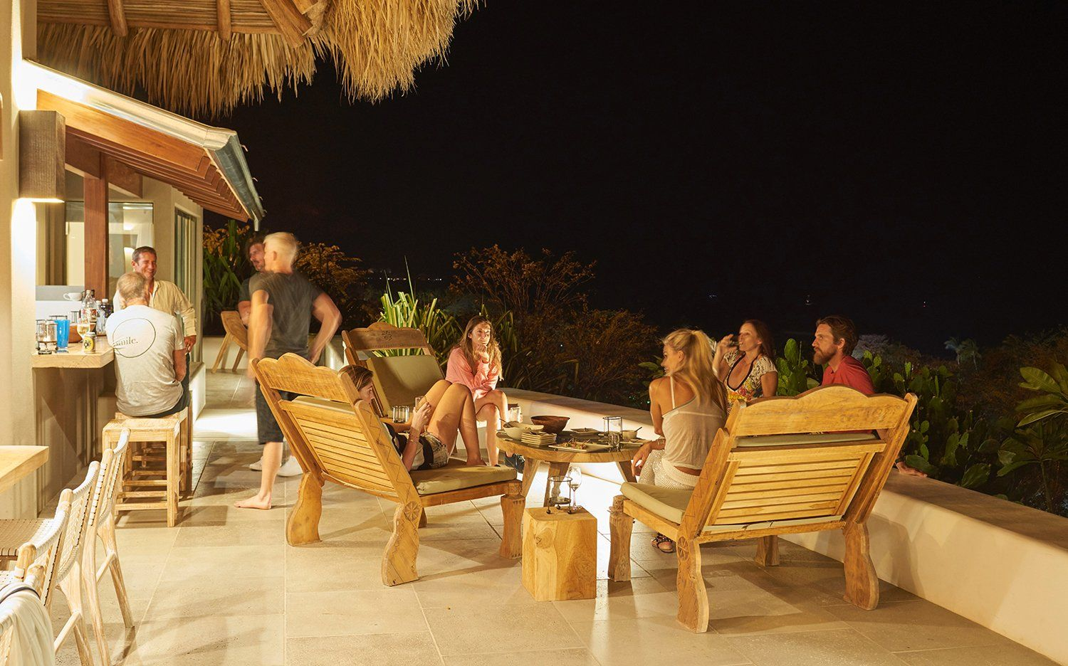 Services - SUNSET HOUSE Tamarindo, Guanacaste, Costa Rica
