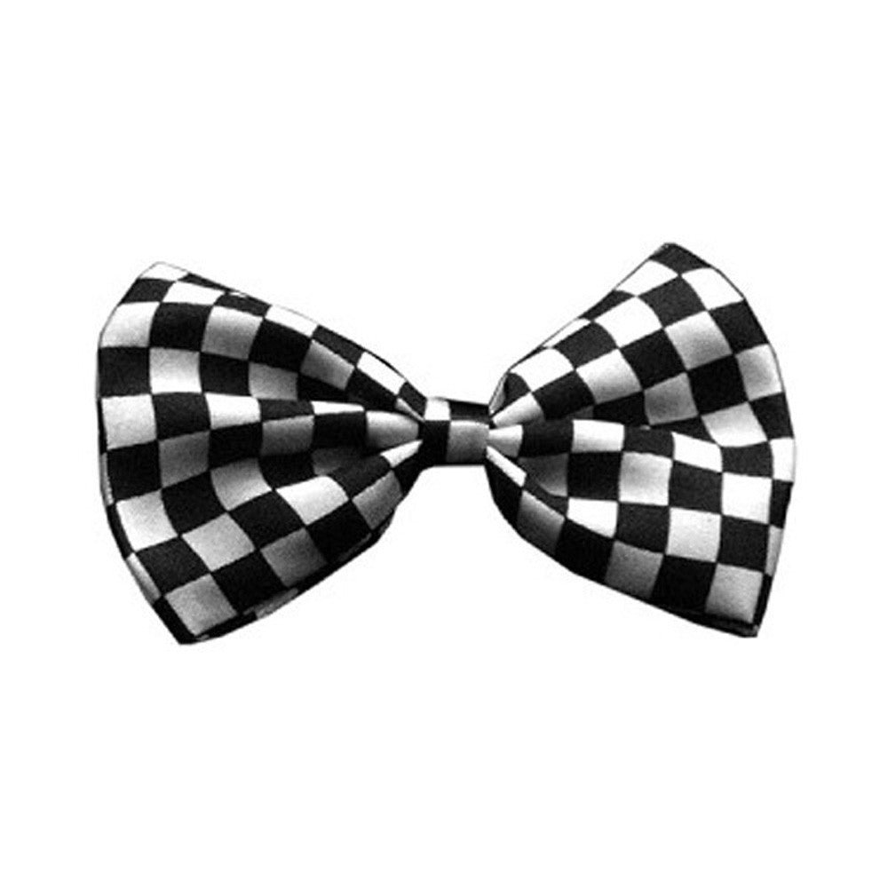 checkered black bow tie dog accessories dog accessory designer dog accessories dog boutique fashion