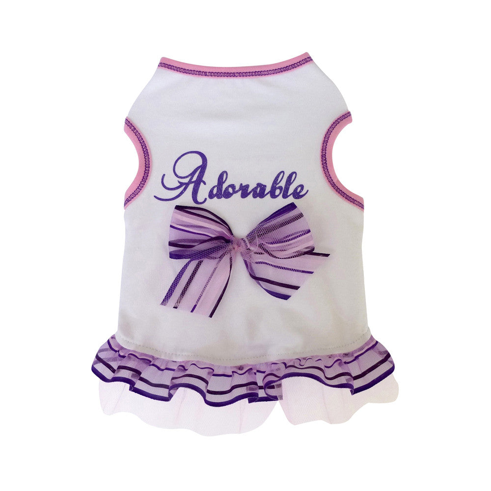 adorable dog dress designer dog clothes boutique dog apparel