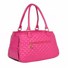 Pink DOG Satchel Pet Carrier