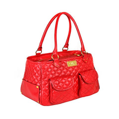 Red DOG Satchel Pet Carrier