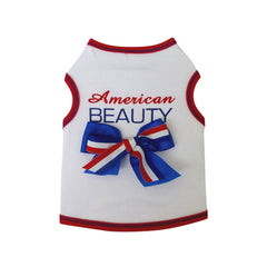 american beauty dog top dog tee dog shirt designer dog clothes