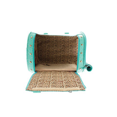 bora bora pet carrier blue dog carrier fancy dog carrier dog purse designer dog carrier boutique fashion carrier