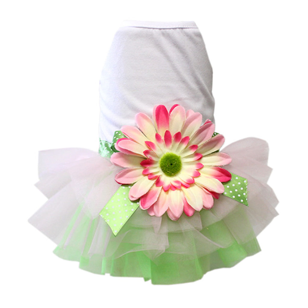 Daisy Tutu Dog Dress