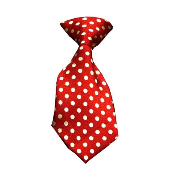 swiss dot red neck tie dog accessories dog accessory designer dog accessories dog boutique fashion
