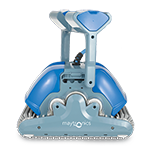 Maytronics Dolphin Active10 Robotic Pool Cleaner Pool