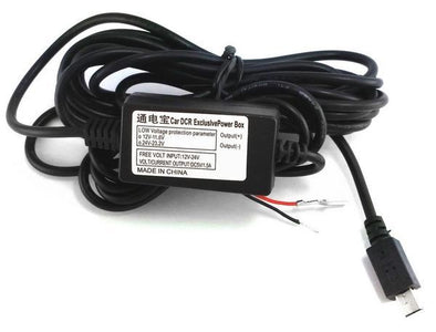 12V Hard Wire Kit - Pinnacle Single, Dual and Quad Camera Systems