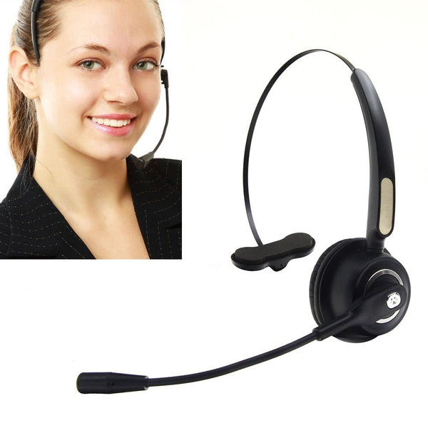 Top Dawg Single Ear Stereo Noise Canceling Headset