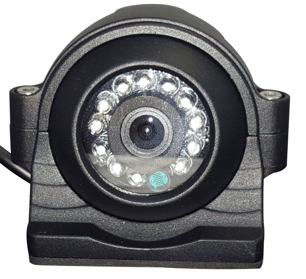 "TD MDVR 720P 3-4 Camera with GPS System! Includes 3 Cams (can add 4th), GPS, 7"" LCD & 64GB SD!"