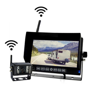 DIGITAL WIRELESS BACKUP SINGLE (1) CAMERA SYSTEM PORTABLE