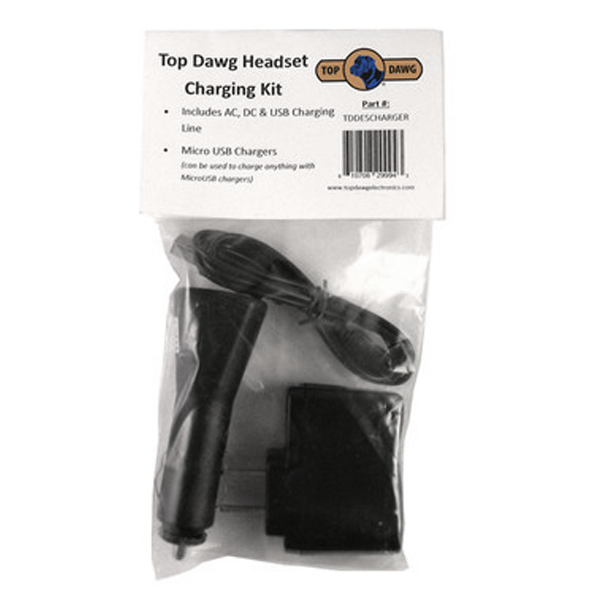 Top Dawg Charging Kit