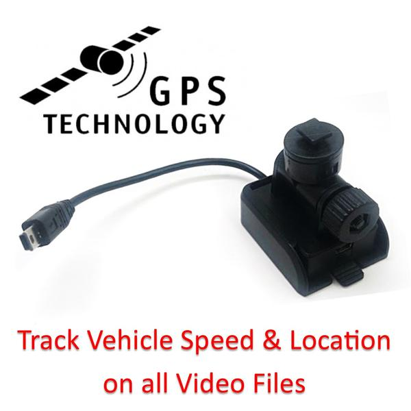 GPS Antenna for New Third Generation 1080P Gold 2 & 4 Dash Cam