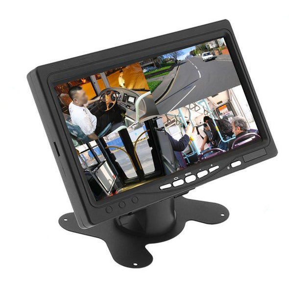 "MDVR Monitor 10"" Quad Screen LCD for MDVR System"