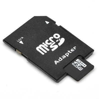 8 GB MicroSD Class 10 Card with Adapter - FalconEye Trucker Dash Cams