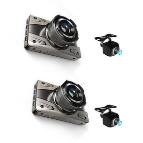 Top Dawg PRIME 4 Camera Dash Camera System