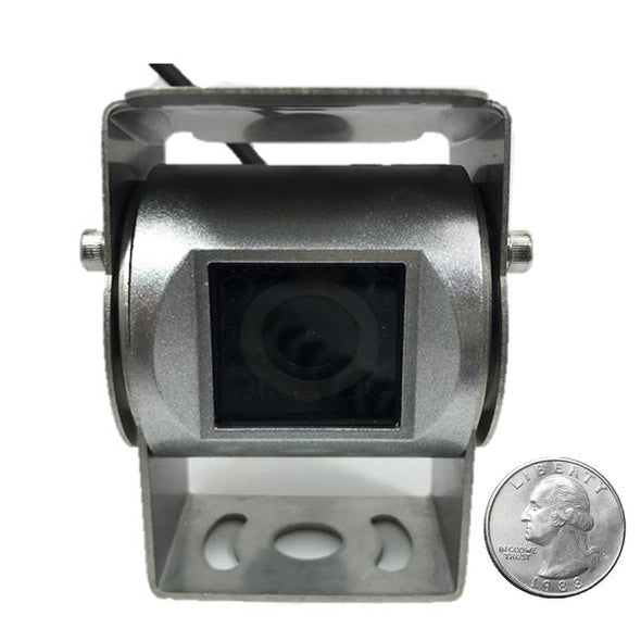 CAMERA - MDVR Stainless Steel HD 720P Bracket Camera