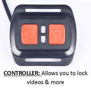 CONTROLLER - 3 Camera Dash Cam Wired Controller