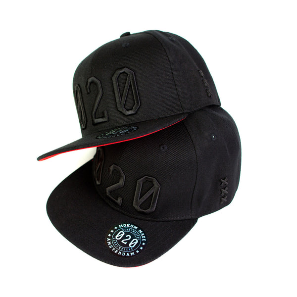 020 CAP BLACK/BLACK Kids