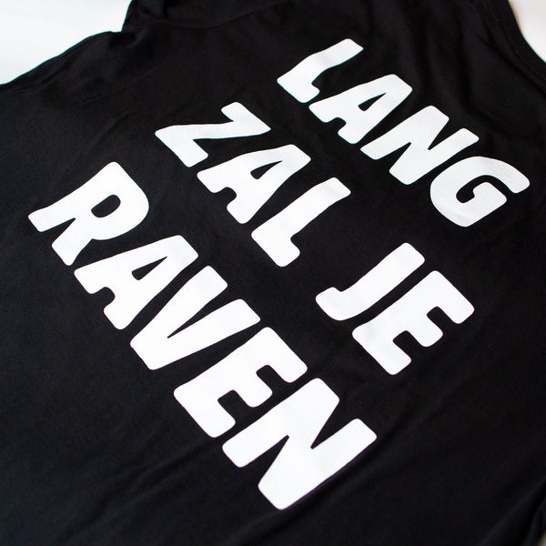 Mokum Made x Lang Zal Je Raven - T-Shirt Black