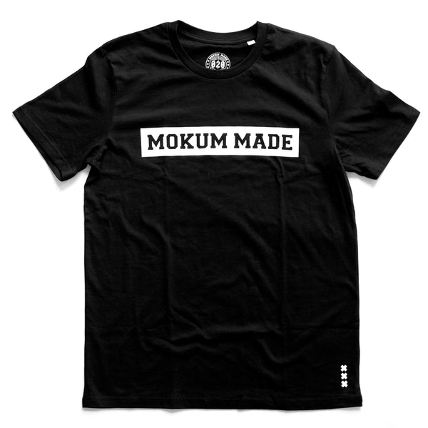 Mokum Made - Black/White