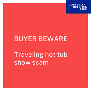 Buyer Beware: Traveling Hot Tub & Swim Spa Show | Colorado