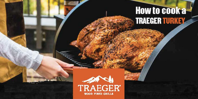 How to Roast a Turkey on a Traeger Wood Pellet Grill