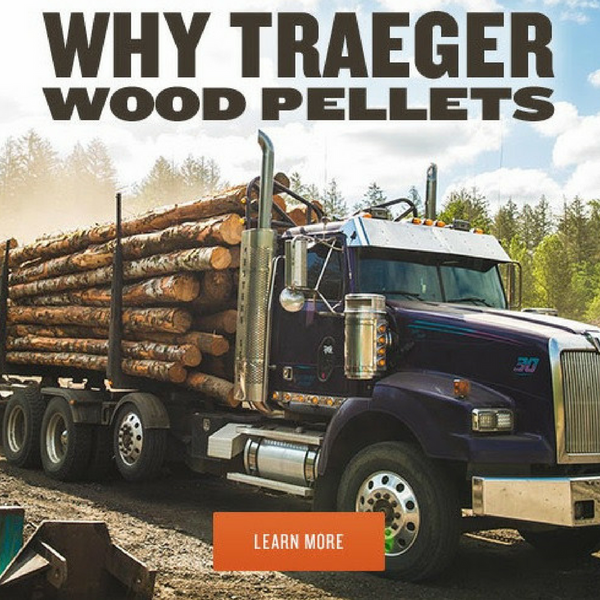 Why Traeger Wood Pellets?