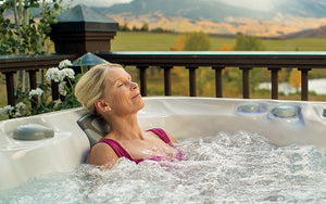 Hot Tubs: As Good As Exercise