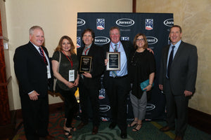 Spa Palace Wins Multiple Awards at 2018 Dealer Conference