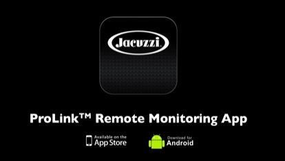 The Jacuzzi® Prolink™ App Makes Your Hot Tub Easy To Maintain!