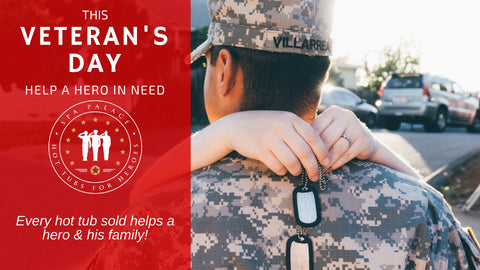 This Veteran's Day, Help A Hero In Need!