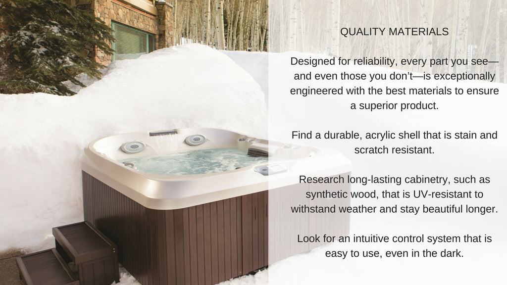 The Jacuzzi® Difference