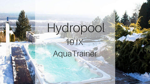 Hydropool 19fX AquaTrainer Swim Spa | Spa Palace