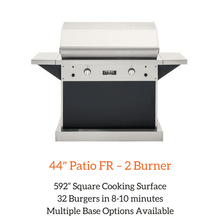 Load image into Gallery viewer, TEC 44″ Patio FR – 2 Burner Grill