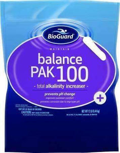 BioGuard Balance Pak 100 12 lb. bag available at Spa Palace Colorado
