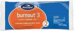 BioGuard Burnout 3 Shock 1 LB. | Spa Palace