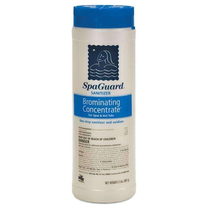SpaGuard Brominating Concentrate 2lbs.