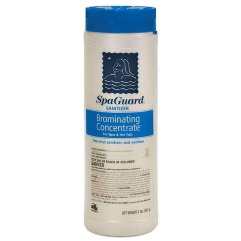 SpaGuard Brominating Concentrate 2lbs. | Spa Palace