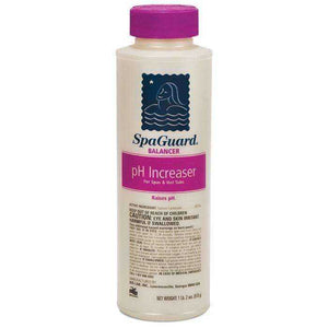 SpaGuard pH Increaser 18 oz. | Spa Palace