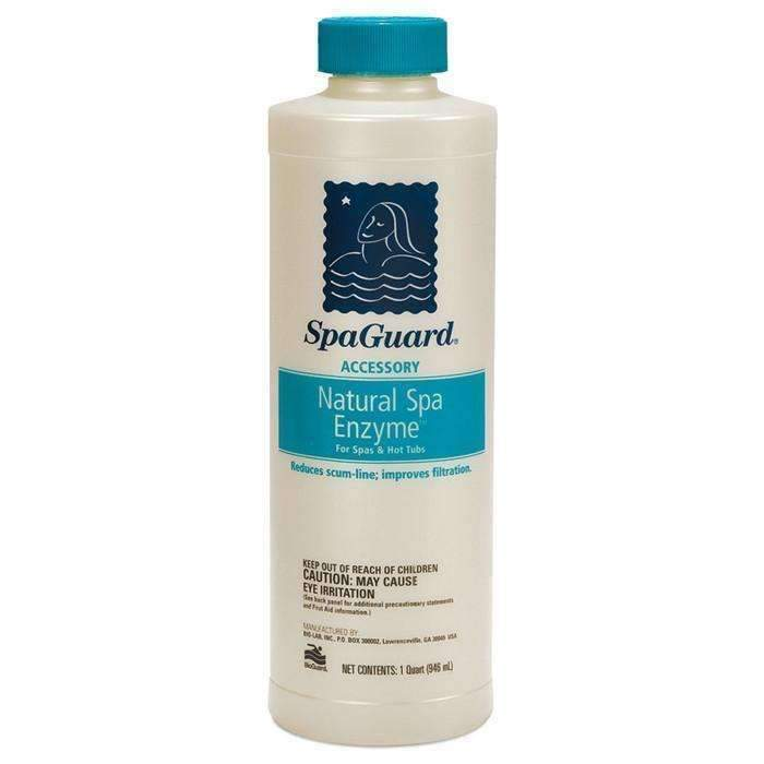 SpaGuard Natural Spa Enzyme 1 Qt.