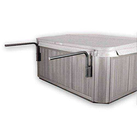 CoverShelf Spa and Hot Tub Cover Holder available at Spa Palace Colorado