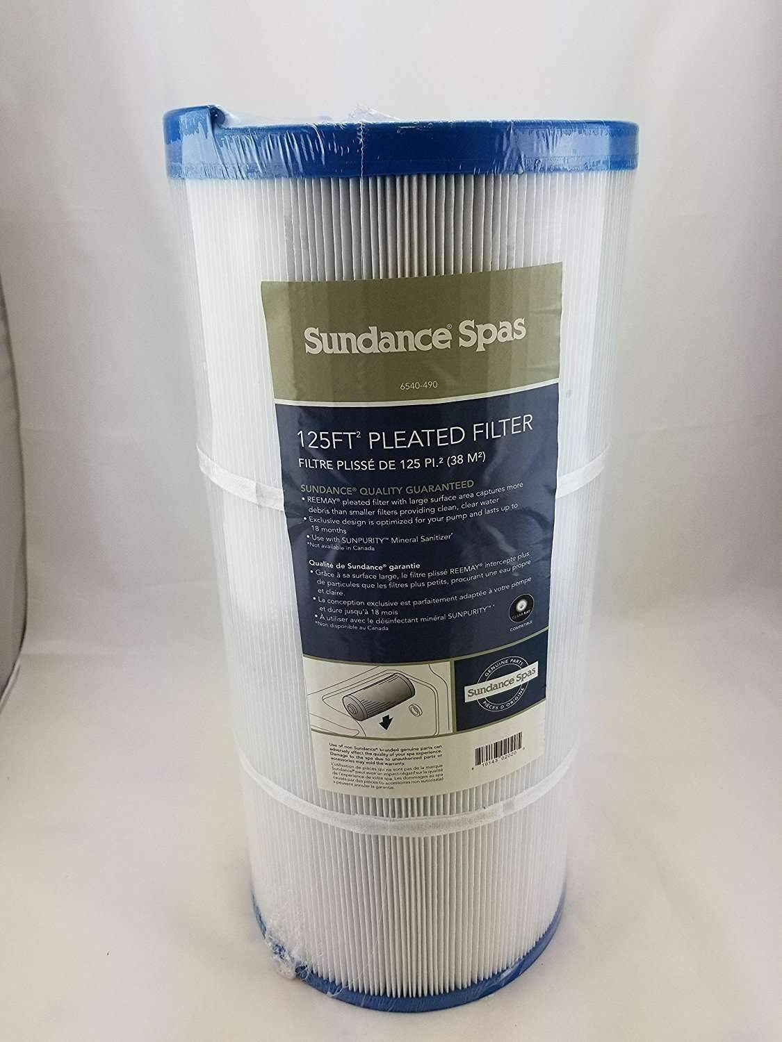 SUNDANCE FILTER 6540-490 | Spa Palace