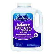BioGuard Balance Pak 200 6 lb. available at Spa Palace Colorado