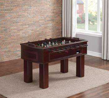 Carlyle Foosball Table by American Heritage available at Spa Palace Colorado