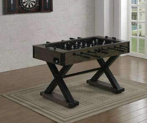 Element Foosball Table by American Heritage available at Spa Palace Colorado