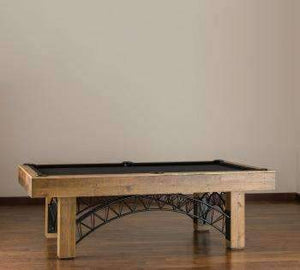 Gateway Pool Table by American heritage available at Spa Palace Colorado