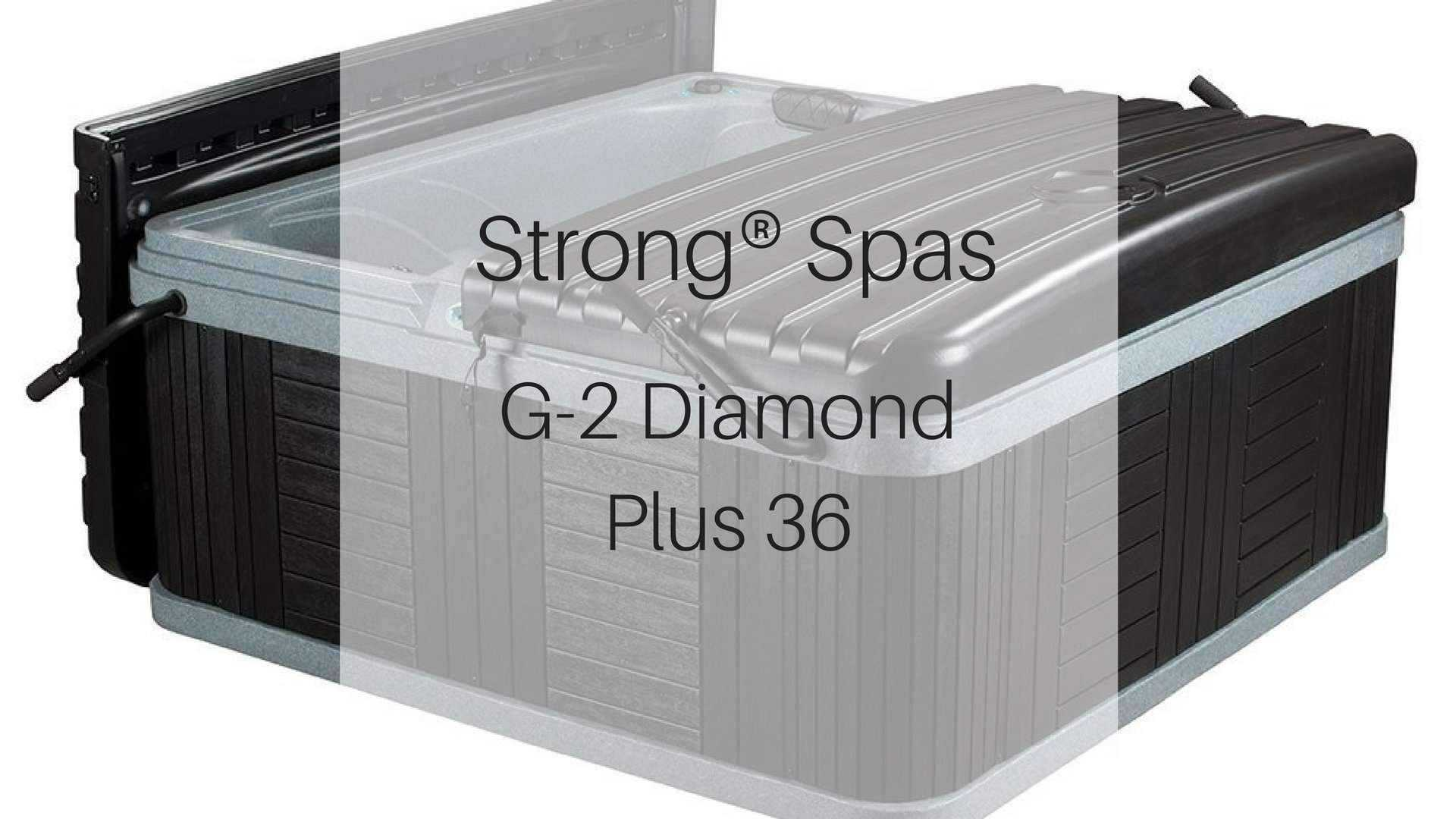 G-2 Diamond Plus 36 | Spa Palace